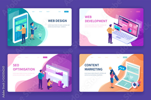 Foto web design
