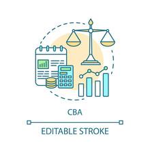CBA Concept Icon