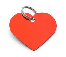 Heart Dog Tag