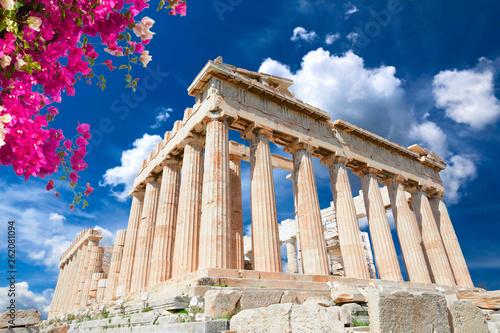 Parthenon temple, Athens