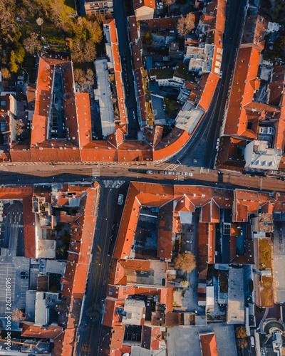 Fototapety, obrazy: Geometrical from the Sky