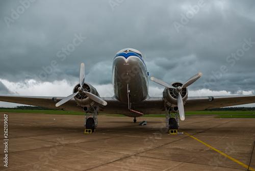 Fototapeta  Avião Turboélice