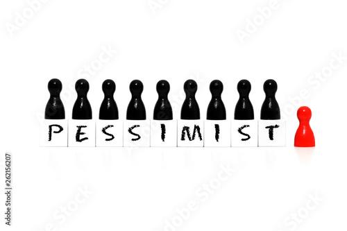 Pessimist Wallpaper Mural