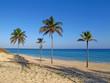 Varadero beach, Caribbean sea, Cuba