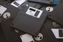 Blank Floppy Disks With Soft-f...