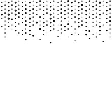 Dots Vector Background Illustration