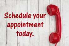 Schedule Your Appointment Toda...