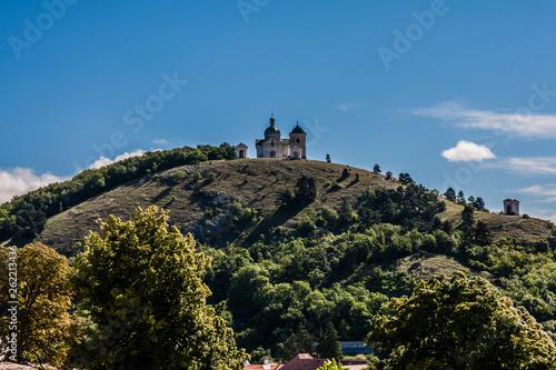 Foto  St. Sebastian Chapel on Holy Hill, Mikulov