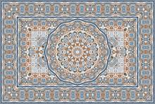 Vintage Arabic Pattern. Persia...