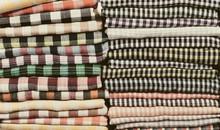 Colorful Towels, Diaper, Folde...