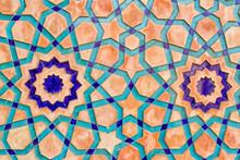 Colorful Oriental Geometric De...