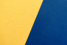 Blue And Yellow Paper Texture ...