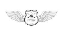Cricket Logotype.