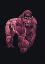 Illustration Of A Monster