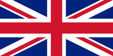 British Flag Vector Illustration