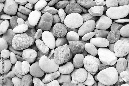 Photo sur Plexiglas Zen pierres a sable Scree stone texture background