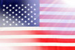 us usa or united states flag as background