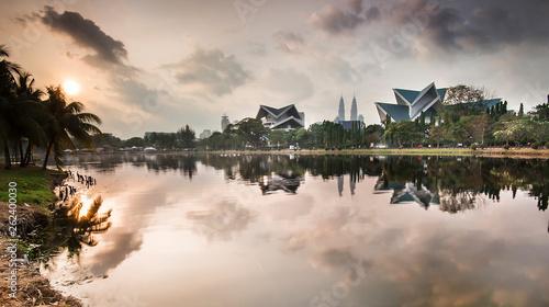 Photo National Theatre of Malaysia located in Kuala Lumpur.