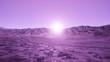 4K Wild Rocky Landscape 3D Animation