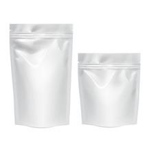 Flexible Bag Of Foil. Food Sna...