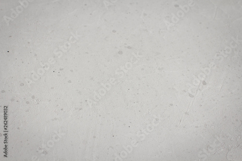 Fototapety, obrazy: Clean chalk board surface. Gray board. Empty Gray Background for Design. Gray Background from Plaster, For Spa Design, Decoration and Templates. Copy space
