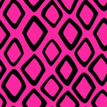 Snake Skin Seamless Pattern Illustration