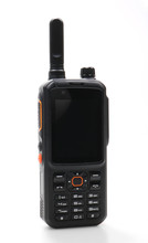 Walkie Talkie Ptt Poc Isolated...