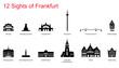 12 Sights of Frankfurt