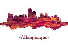 Albuquerque New Mexico Skyline...