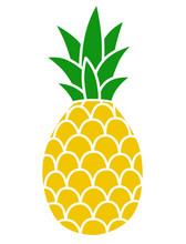 パイナップルのアイコ...