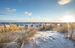 canvas print picture - ostsee