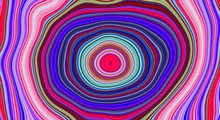 Psychedelic Abstract Pattern And Hypnotic Background For Trend Art,  Swirl Color.