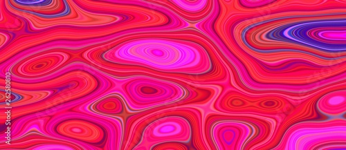 Psychedelic web abstract pattern and hypnotic background,  futuristic creative Canvas Print