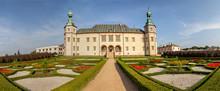 Bishop's Palace In Kielce, Pol...