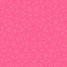 Kaleidoscope Design Pink Patte...