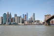 City Skyline East River