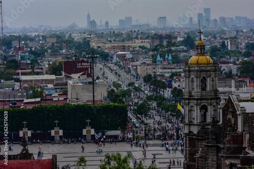 In de dag Mexico Mexico City