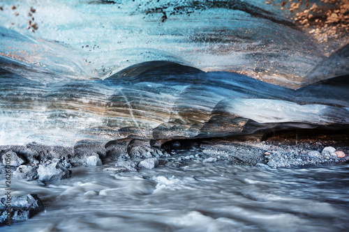 Iced grotto