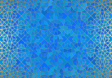 Abstract Background With Islam...