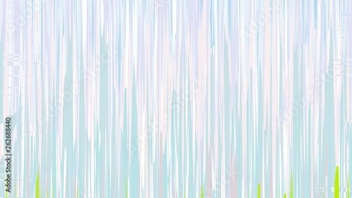 Carta da parati  Light Color Vertical Lines and Stripes Background Vector Illustration