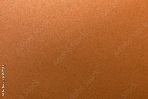 Brown gradient color with texture from real foam sponge paper for background, backdrop or design.