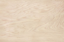 Plywood Surface In Natural Pat...