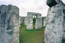 Stonehenge Replica The Real Th...