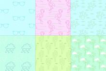 Pastel Summer Patterns