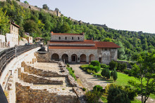 Holy Forty Martyrs Church In Veliko Tarnovo In A Beautiful Summer Day, Bulgaria.