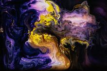 Beautiful Abstraction Of Liqui...