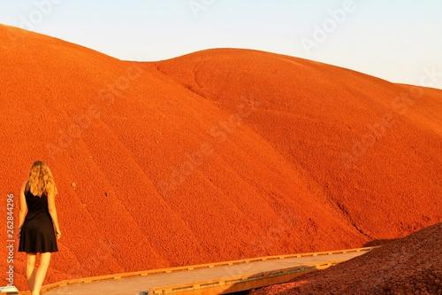 Cadres-photo bureau Brique Painted Hills