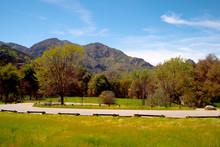Malibu Creek State Park In Cal...