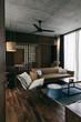 Interior Design - Design Furniture in Hip Modern Hotel Suite