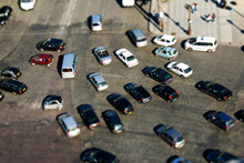 Paris Traffic. France